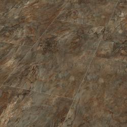 sol pierre Ardoise Grizzli - Sol stratifié pierre Over Parquet - certifié FSC