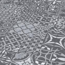 sol pierre naturelle Palazzo - Sol stratifié pierre mosaïque Glamour Over Parquet - certifié FSC AC4