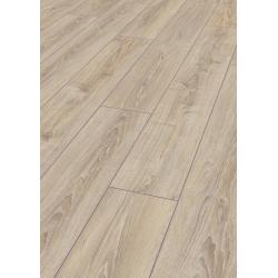Chêne blanchi à la chaux OVERPARQUET KRONOTEX détail