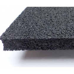 Dinachoc s801 10mm sous-couche isolation acoustique haute performance 100% recyclé