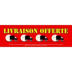 sol stratifié effet parquet Visby Exquisit Plus Kronotex Livraison offerte
