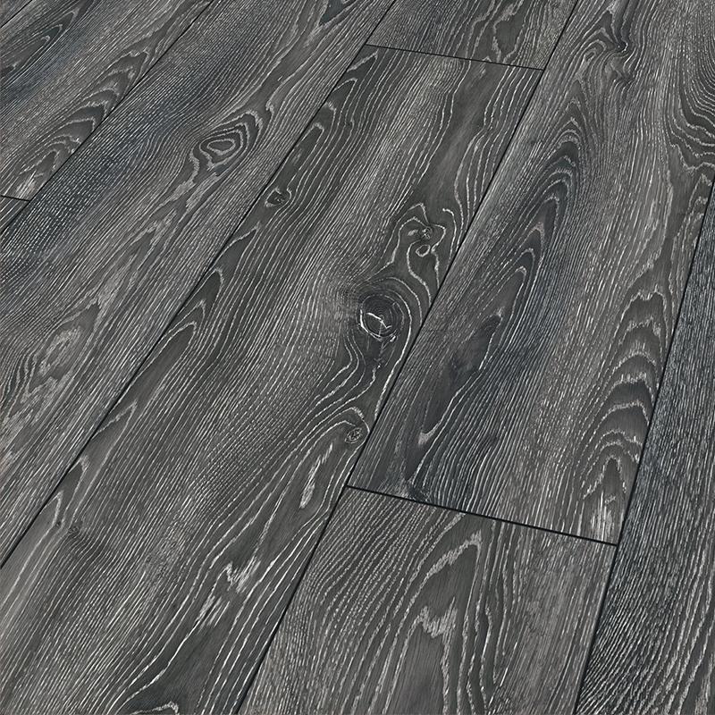 Highland Noir Mammut Plus - sol stratifié parquet chêne - certifié FSC AC5