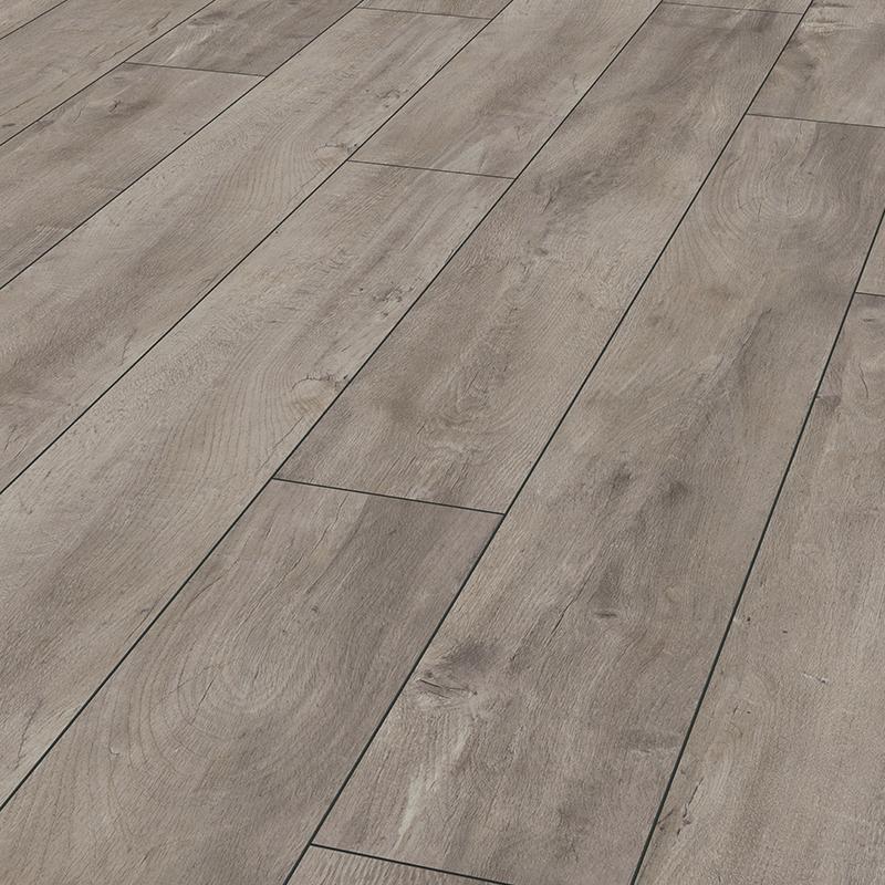 Oriental Gris Exquisit - Sol stratifié parquet chêne - certifié FSC AC4