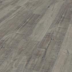 Gris Gala Exquisit - Sol stratifié parquet chêne - certifié FSC AC4