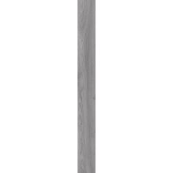 Macro gris clair Mammut - sol stratifié parquet chêne - certifié FSC planche